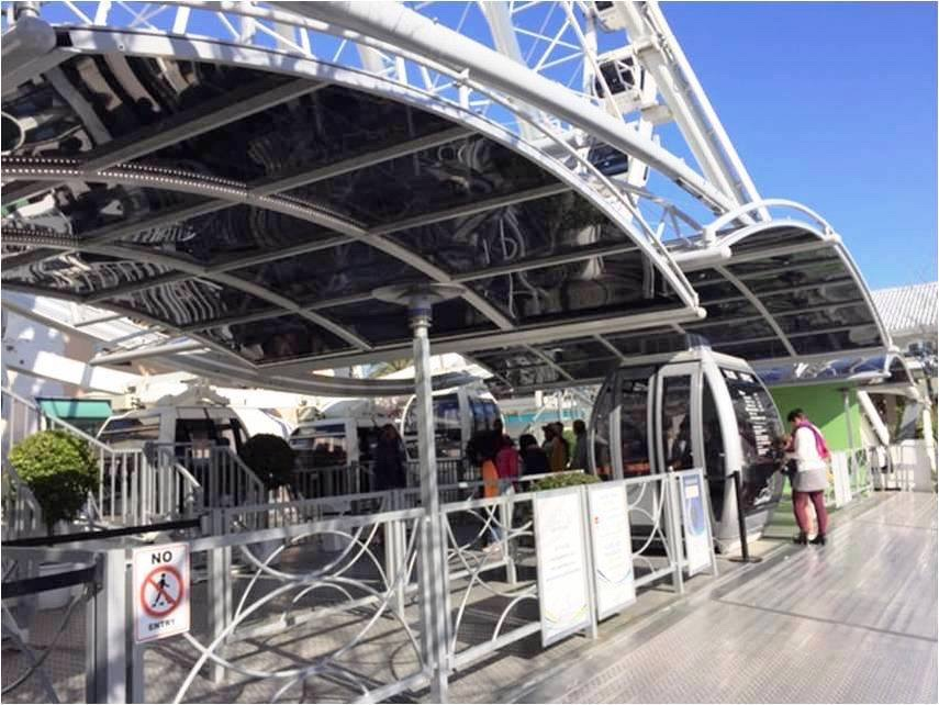 V&A Waterfront Cape Wheel