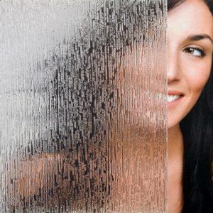 Rain Glass Non Adhesive